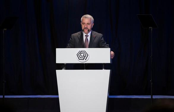 Arslan: Deniz yolu taşımacılığı daha ekonomik