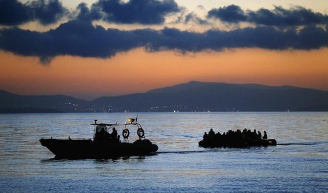 Bodrum'da 21 kaçak göçmen yakalandı