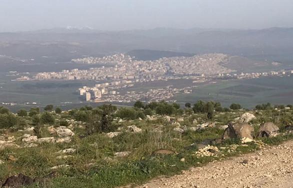 Afrin kent merkezinde kontrol sağlandı