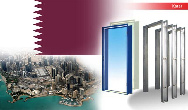 Katarlı üretici firma kapı kasası ithal edecek