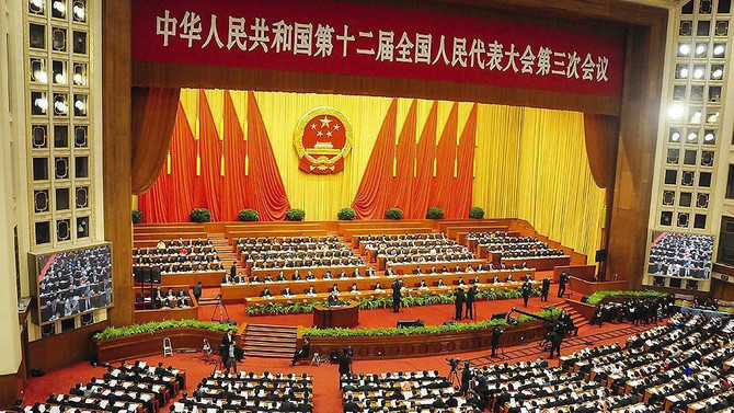 Çin'de kabine revizyonu