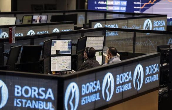 Borsa, ilk yarıda yüzde 0.76 geriledi