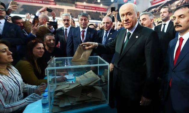 MHP'de gözler Başkanlık Divanı'na çevrildi