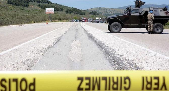 Diyarbakır'da terör saldırısı: 2 şehit