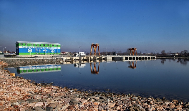 Sakarya'ya ikinci hidroelektrik santrali