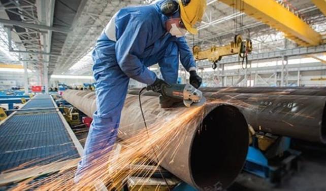Rusya'da sanayi üretimi düşüşte
