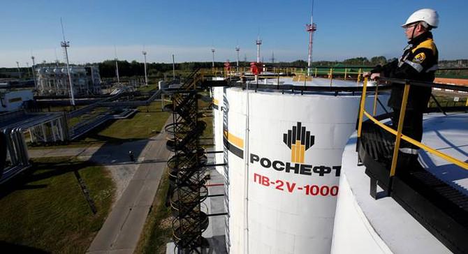 Rosneft'ten IKBY'ye 2,1 milyar dolarlık ödeme
