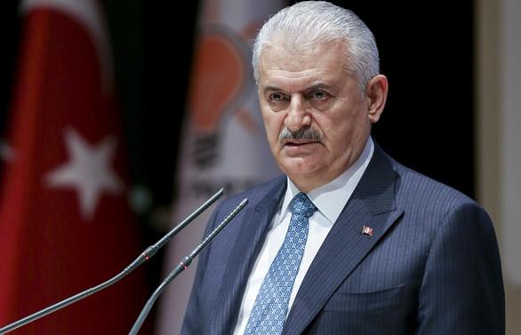 Yıldırım: Harekat, Afrin ile sınırlı değil