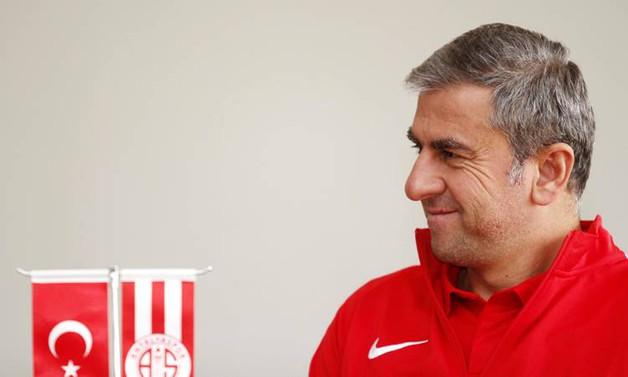 Hamzaoğlu, Antalyaspor'un hedefini anlattı