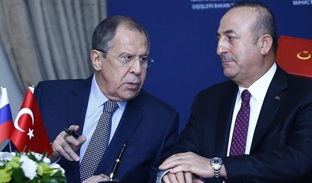 Çavuşoğlu, Rus ve İranlı mevkidaşlarıyla görüşecek