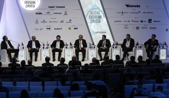 'Uludağ Ekonomi Zirvesi' cuma günü başlıyor