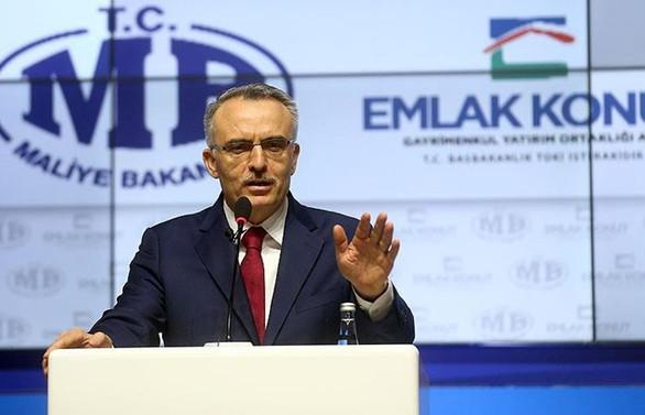 Maliye Bakanı: Saraçoğlu çevresindeki duvarları kaldıracağız