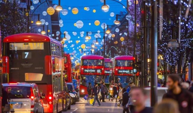 İngiltere'de enflasyon beklentilerin hafif altında