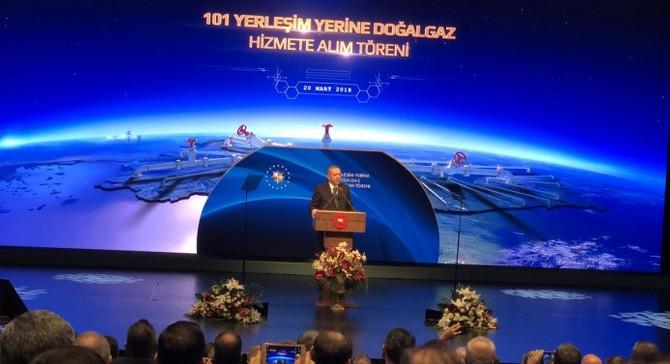 Erdoğan: Akkuyu'nun temelini Putin ile yakın zamanda atacağız
