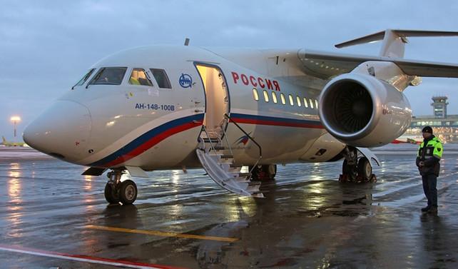 Rusya, An-148 tipi yolcu uçaklarına yasak getirdi