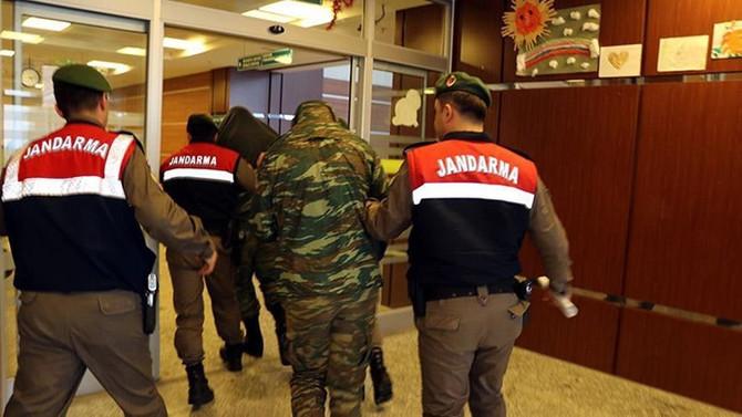 Yunanistan'dan 'iki Yunan askere' ilişkin açıklama