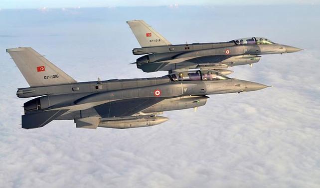 Irak'ın kuzeyinde 38 terörist etkisizleştirildi