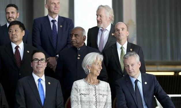 G20'den korumacılığa karşı ortak bildiri