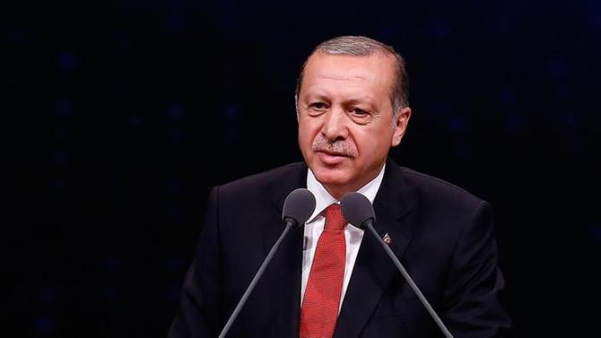 Erdoğan, AK Partili 45 vekille buluştu