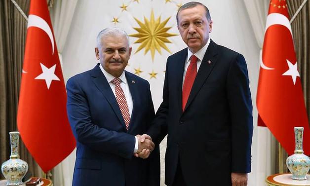 Erdoğan ile Yıldırım Beştepe'de görüşecek