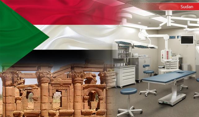 Sudanlı firma hastane ekipmanları ithal etmek istiyor