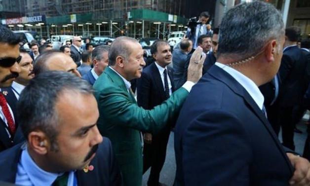Erdoğan'ın 11 koruması için karar verildi