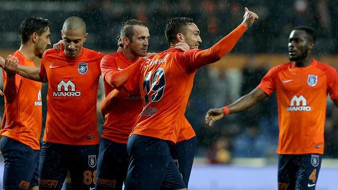 Başakşehir'in yedekleri en golcü