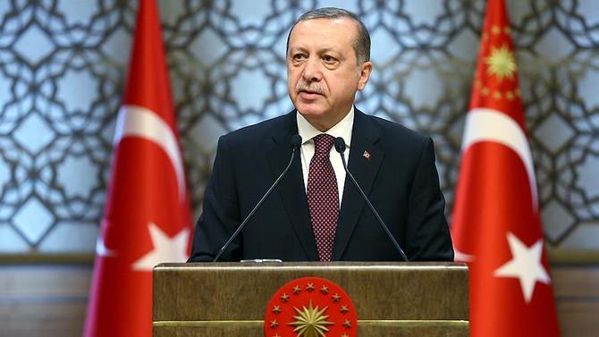 Erdoğan: Son süreçte yaşadıklarımız tezgahın boyutlarını gösterdi