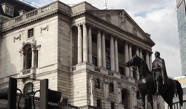 BoE faize dokunmadı, sterlin rekor kırdı