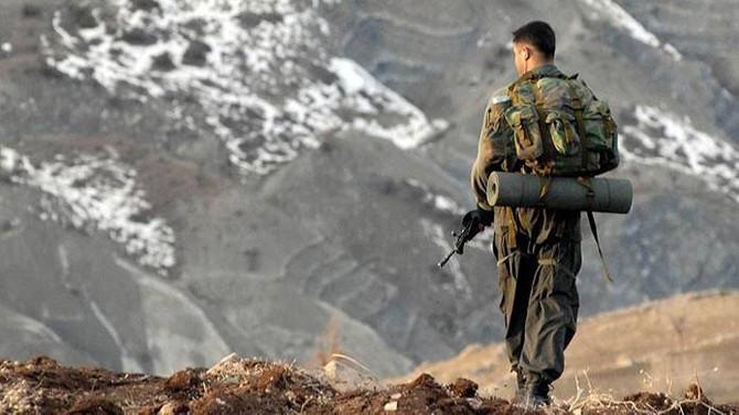 Bitlis'te EYP infilak etti: 1 asker şehit