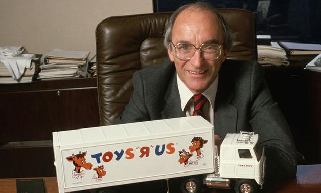 Toys R Us'ın kurucusu hayatını kaybetti