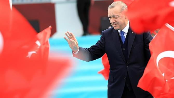 Erdoğan: Sırada İdlib ve Münbiç var
