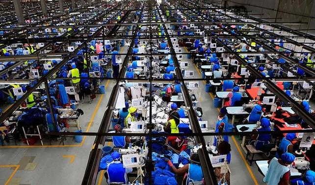 Tekstil üretiminde dünyanın en büyük grubu olacağız