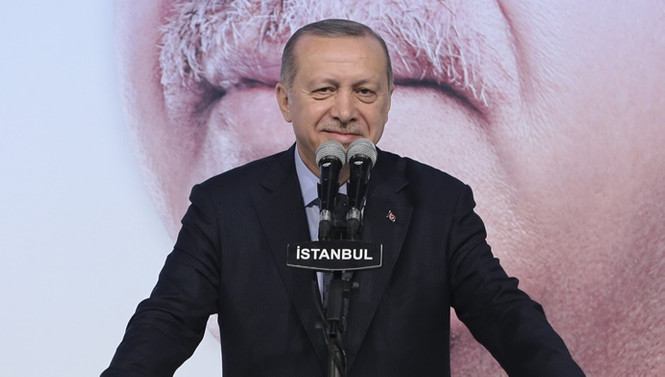 Erdoğan: Afrin ve Sincar'da 3 bin 732 terörist etkisiz hale getirildi