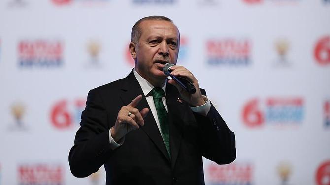 Erdoğan: Artık metal yorgunluğu yok