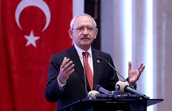 Kılıçdaroğlu 'enerjide ithalatı' eleştirdi