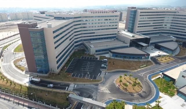 Şehir Hastanelerinin yapımı sürüyor
