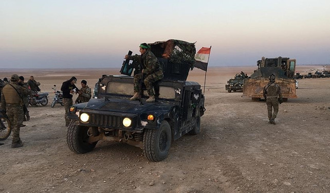 DEAŞ Irak'ta pusu kurarak 8 polisi öldürdü