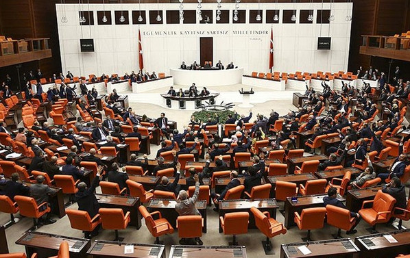 Meclis, KDV mesaisine devam edecek