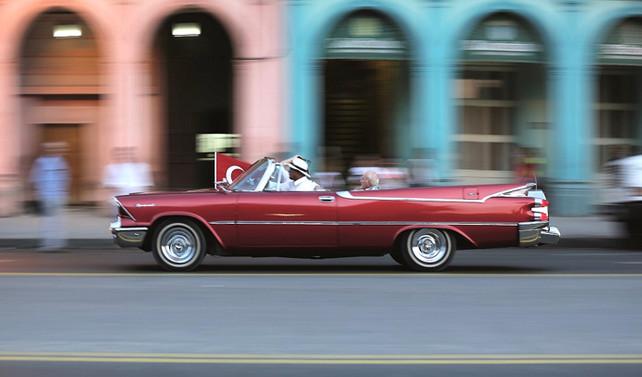 Küba sokakları Karaköy'e gelecek!