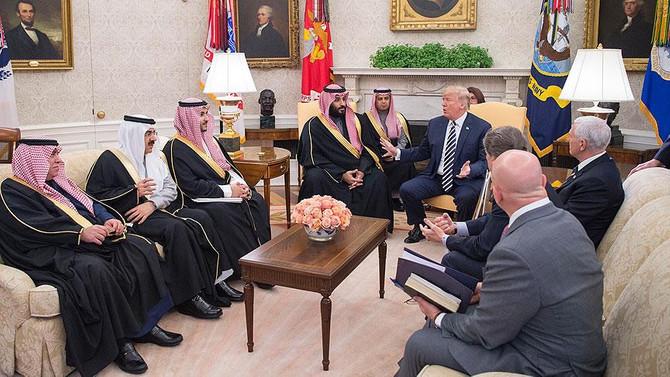 Suudi Arabistan'ın ABD'nin silahlarına bağımlılığı artıyor
