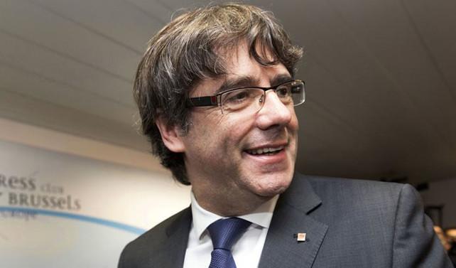 Alman hükümetinden Puigdemont açıklaması