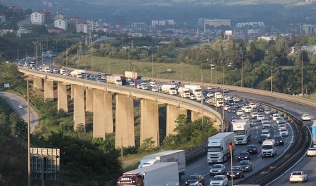 Köprü ve otoyollardan 271 milyon TL gelir