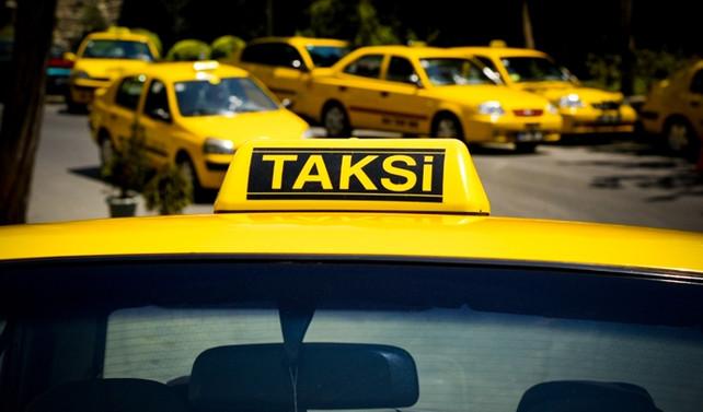 İstanbul'daki taksilerde yeni dönem