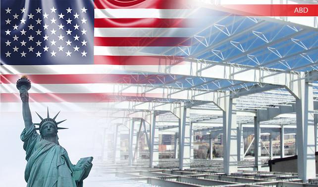 ABD, Yapısal çelik talep ediyor