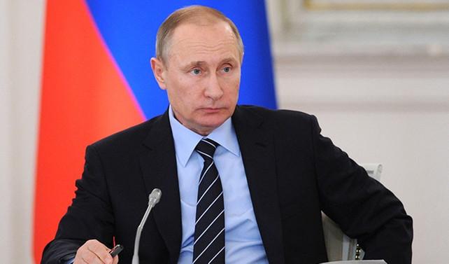 Putin, AVM yangınında ölenler için ulusal yas ilan etti