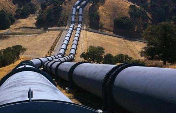 Sınırda yeni petrol hattı için 96 teklif