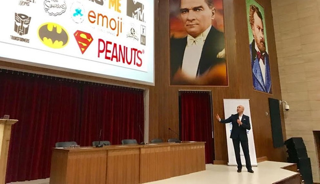 Kemal Şahin'den NKÜ öğrencilerine konferans