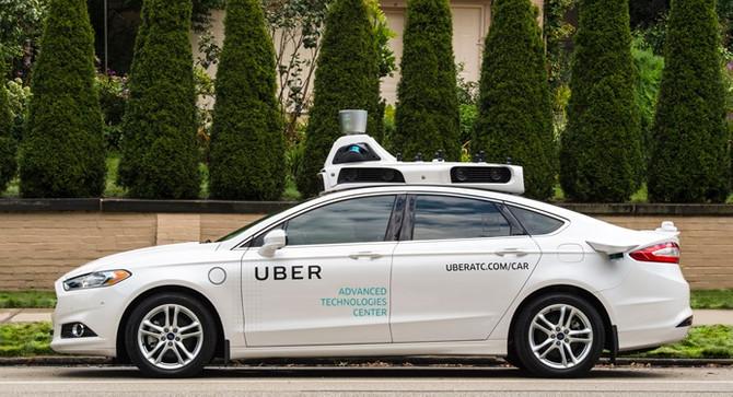 Uber'in sürücüsüz araçları Arizona'da yasaklandı