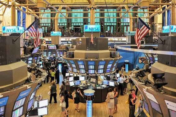 Facebook, Wall Street'i vurdu